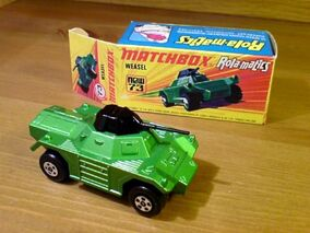 Weasel (MB-73a box)