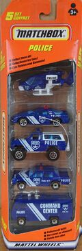 5-Pack - (1998) - Police