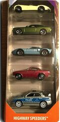 Highway Speeders (2020 Pack)