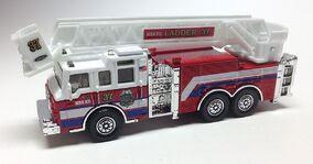 Pierce Velocity 100ft Aerial Platform (Ladder 37))