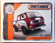 Volkswagen Transporter Crew Cab(2017 Promotional Card)