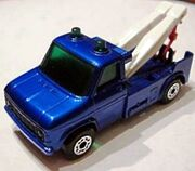 Ford Wreck Truck Casting