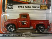 Highway Heroes 1956 Ford Pickup