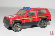 Jeep Cherokee 1986 Matchbox 2 01
