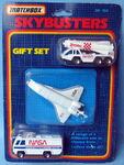 Matchbox NASA Shuttle Rocket Transporter (SB-150)