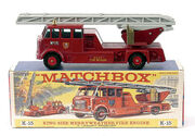 Merryweather Fire Engine (K-15 Box I)