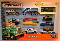 9 Pack 2016 Segrave Fire Truck