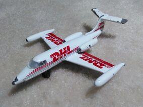 Learjet (DHL)