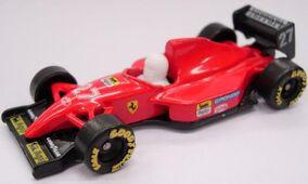 Formula 1-Casting