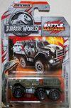 Armored Action Truck (2018 JW Battle Damage)