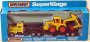Digger & Plough Transporter (K-108 in Box)