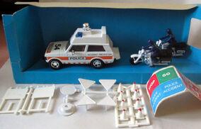 Range Rover Police Set (K-97)
