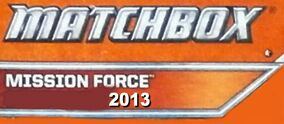 MBX Mission Force (2013 Logo)