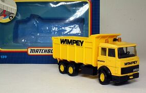 Tipper Truck IVECO (K-139)