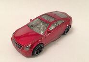 MB Cadillac CTS Coupe VHTF w chrome interior