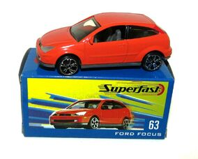 Ford Focus (2004 Superfast)