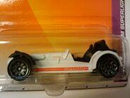 Sports Cars 09 Caterham Superlight R500 white