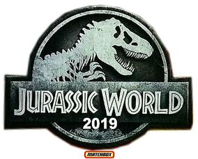 Jurassic World (2019 Logo)