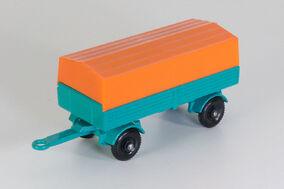 Mercedes Trailer (1967-69 RW)