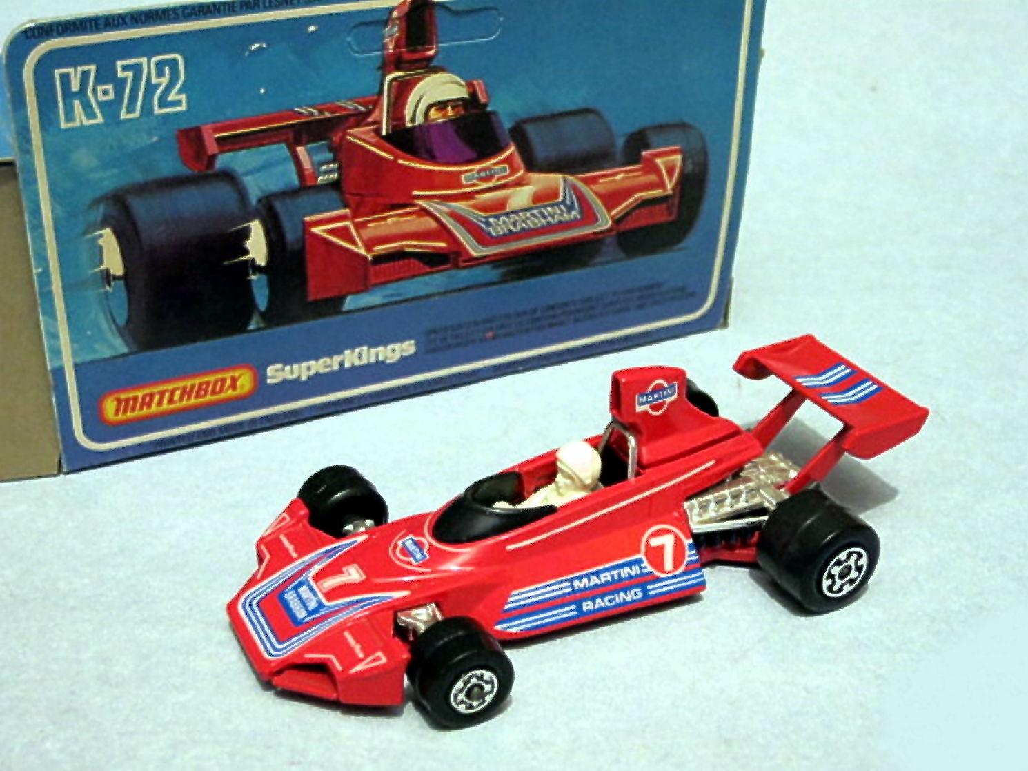 Brabham F1 (K-41/K-72) | Matchbox Cars Wiki | FANDOM powered by Wikia