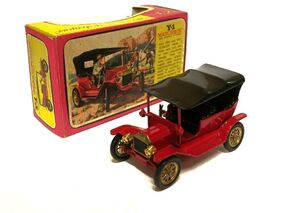 11 Ford Model T (1964-72)