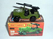 Armoured Jeep (MB38 Version Box)