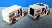 MB996 Delivery Service Truck (Modified model)