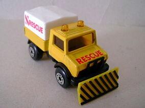 Mercedes-Benz Unimog (1983) | Matchbox Cars Wiki | FANDOM powered by Wikia