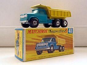 Dodge Dumper Truck (SF)