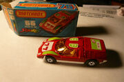 MATCHBOX SUPERFAST MAZDA RX500 1971 MB66 ENGLAND (2)