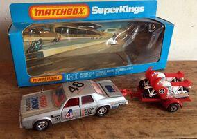 Motorcycle Racing Set (K-91)