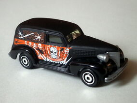 Chevrolet Sedan Delivery (Playset 2011)