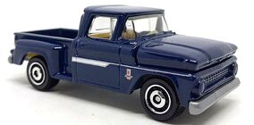 Chevy C10 Pickup Truck (2019 Moving Parts Blue)