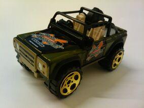 2005 Toy Fair Land Rover SVX