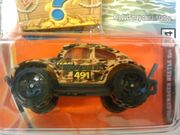 Buried Treasure Volkswagen Beetle 4x4