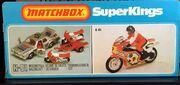 Motorcycle Racing Set (K-91 Rear side Box)