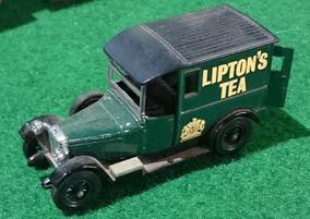 1927 Talbot Van (Y-5, Lipton's Tea)