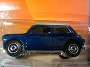 Heritage Classics 64 Austin Mini Cooper S blue
