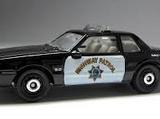 1993 Ford Mustang LX SPP Highway Patrol