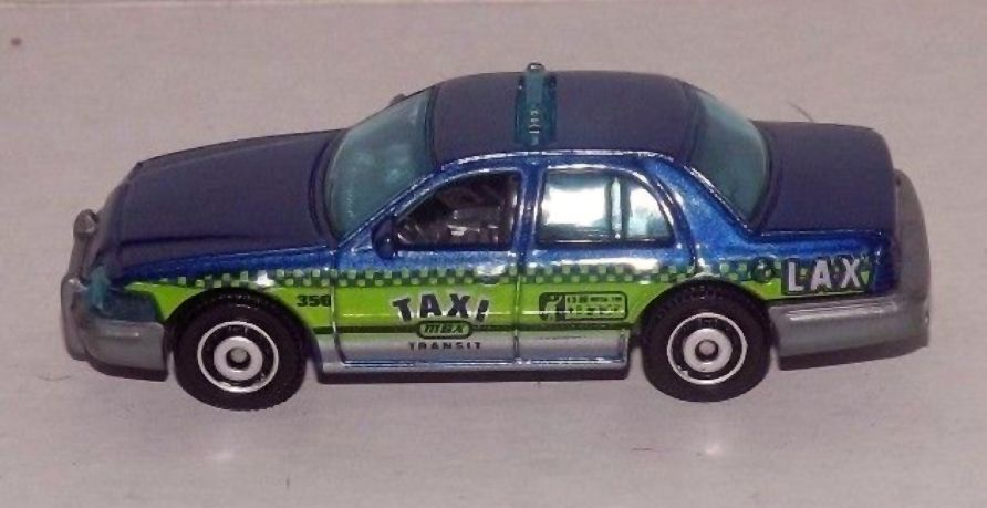 Ford Crown Victoria Taxi5 Pack 2016