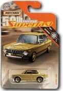 BMW 2002 (Matchbox 50th Anniversary Gold series 2019)