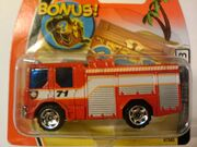 Burried Treasure Dennis Sabre Fire Truck