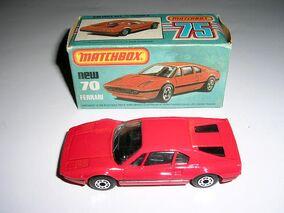 Ferrari 308 GTB (1981 Red)