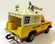 Airport Fire Tender (rear)