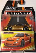 Porsche 911 GT3 (Matchbox BEST OF 2017)