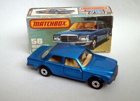 Mercedes 450 SEL (1979-80)