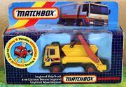 Skip Truck Leyland (K-151 in box)