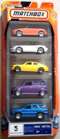 CarsCars (2006 5 Pack)