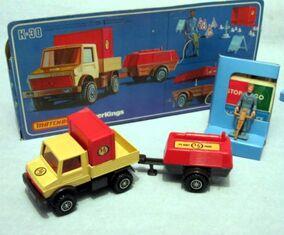 Unimog and Compressor (1978 K-30)