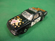 2015 Matchbox Pennsylvania Collectors Club Christmas Police Car